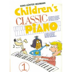 CHILDREN S CLASSIC VOL 1 POUR PIANO Editions BOSWORTH
