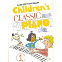 photo de CHILDREN S CLASSIC VOL 1 POUR PIANO Editions BOSWORTH arriere