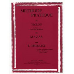 METHODE PRATIQUE VOL 1 Editions COMBRE droite