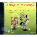 photo de LA MAGIE DE LA MUSIQUE VOL 3 CD Editions HENRY LEMOINE cote