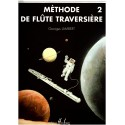 photo de METHODE DE FLUTE VOL 2 Editions HENRY LEMOINE face