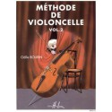 photo de METHODE DE VIOLONCELLE VOL 2 Editions HENRY LEMOINE droite