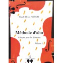 photo de METHODE D ALTO VOL 1 Editions COMBRE dessus
