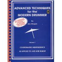 photo de ADVANCED TECHNIQUES FOR THE MODERN DRUMMER + 2 CD Editions ALFRED PUBLISHING droite