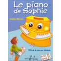 photo de LE PIANO DE SOPHIE Editions HENRY LEMOINE gauche