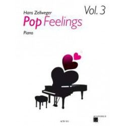 POP FEELINGS VOL 3 Editions ACANTHUS arriere