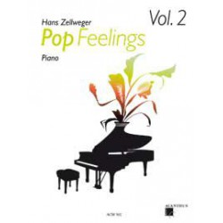 POP FEELINGS VOL 2 Editions ACANTHUS