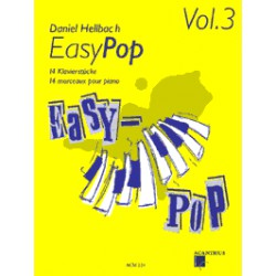 EASY POP VOL 3 Editions ACANTHUS