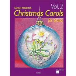 CHRISTMAS CAROLS VOL 2 Editions ACANTHUS
