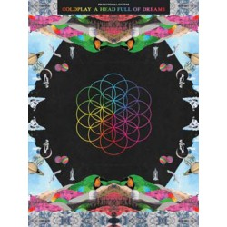COLDPLAY A HEAD FULL OF DREAMS Editions WISE PUBLICATIONS