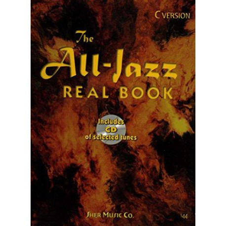 THE ALL JAZZ REAL BOOK do VERSION PARTITION droite