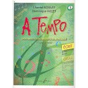 photo de A TEMPO ECRIT VOL 2 Editions GERARD BILLAUDOT dessus
