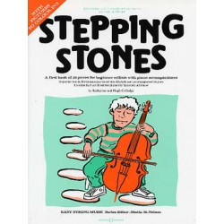 Stepping stones -1er livre Editions BOOSEY and HAWKES arriere