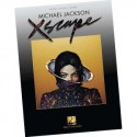 photo de PARTITION MICHAEL JACKSON - XSCAPE Editions HAL LEONARD gauche