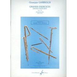 Grands Exercices Opus 139 Editions GERARD BILLAUDOT