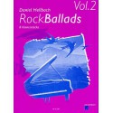 photo de Rock ballads - Vol. 2 Editions ACANTHUS dessus