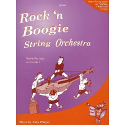 ROCK N BOOGIE STRING ORCHESTRA Editions Spartan Press