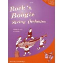 photo de ROCK N BOOGIE STRING ORCHESTRA Editions Spartan Press arriere