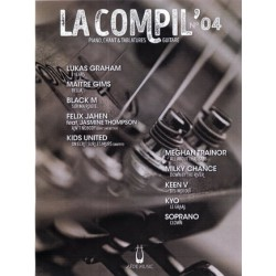 LA COMPIL NUMERO 04 PVG ET TAB Editions AEDE MUSIC