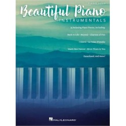 BEAUTIFUL PIANO INTRUMENTALS Editions HAL LEONARD