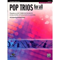 POP TRIOS FOR ALL TROMPETTE NEW Editions ALFRED PUBLISHING
