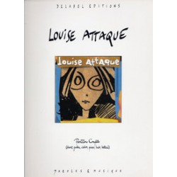 LOUISE ATTAQUE Score Editions BOOKMAKERS