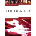 photo de BEATLES REALLY EASY PIANO 23 GREAT HITS Editions WISE PUBLICATIONS gauche