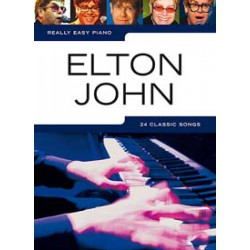 JOHN ELTON REALLY EASY PIANO Editions WISE PUBLICATIONS