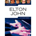 photo de JOHN ELTON REALLY EASY PIANO Editions WISE PUBLICATIONS cote