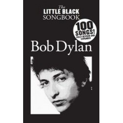 DYLAN BOB LITTLE BLACK BOOK 100 Songs (nouvelle version ) Editions MUSIC SALES