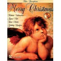 photo de MERRY X-MAS : 15 CHANTS DE NOEL AVEC CD Editions DE HASKE dessus