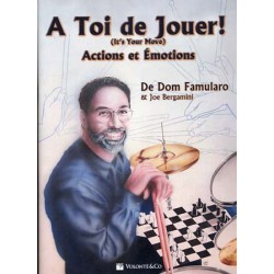 A TOI DE JOUER DRUM Editions VOLONTE AND CO