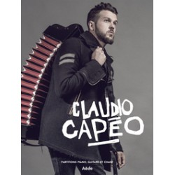 CAPEO CLAUDIO PVG  Editions AEDE MUSIC arriere