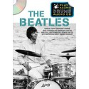photo de BEATLES PLAY ALONG DRUMS AUDIO CD Editions WISE PUBLICATIONS arriere