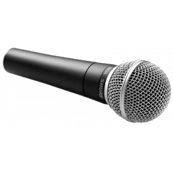 SM58-LCE SHURE face