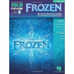 ROZEN / PLAY ALONG POUR VIOLON VOL 48 Editions HAL LEONARD