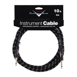 CABLE DROIT CUSTOM SHOP 10 FENDER