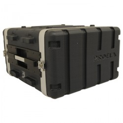FORCE 3 FLIGHT CASE ABS 4U PROEL