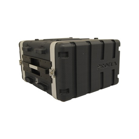 FORCE 3 FLIGHT CASE ABS 4U PROEL gauche
