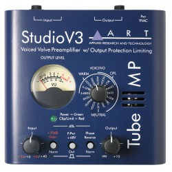 TUBE MP Studio V3 ART droite