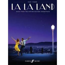 LA LA LAND / EASY PIANO Editions FABER MUSIC