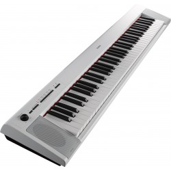 NP-32 WH clavier blanc initiation