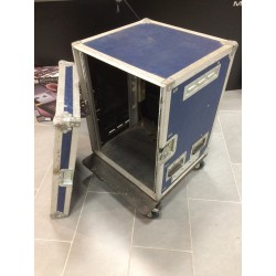 FLIGHT CASE 13U 19 POUCES OCCAS MEGA-HERTZ