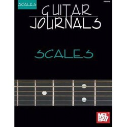 Guitar Journals Scales Editions MEL BAY