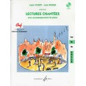 photo de LECTURES CHANTEES CYCLE 2 + CD Editions GERARD BILLAUDOT dessus