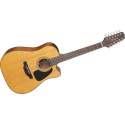 photo de GD30CE-12NAT TAKAMINE arriere