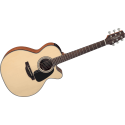 photo de GX18CE NS Guitare naturelle satinée TAKAMINE