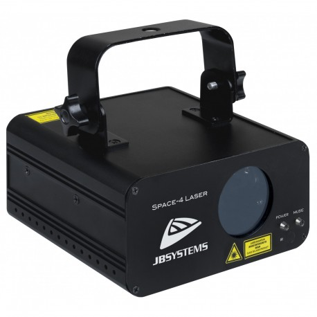 SPACE-4 Laser JB SYSTEMS face