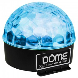 DOME LED GHOST dessus