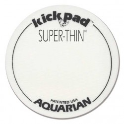 STKP1 PATCH GROSSE CAISSE SUPER THIN AQUARIAN